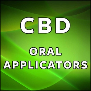 CBD Oral Applicators