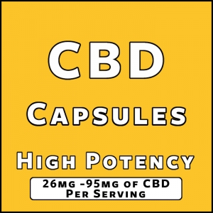 High Potency Capsules